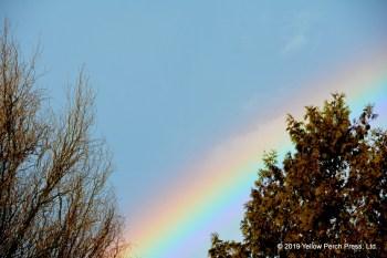 Put in Bay rainbow