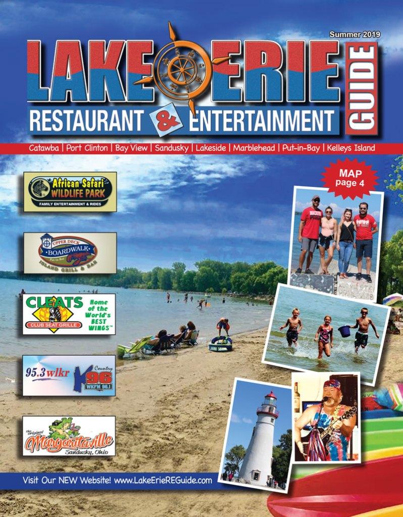 Lake Erie Guide