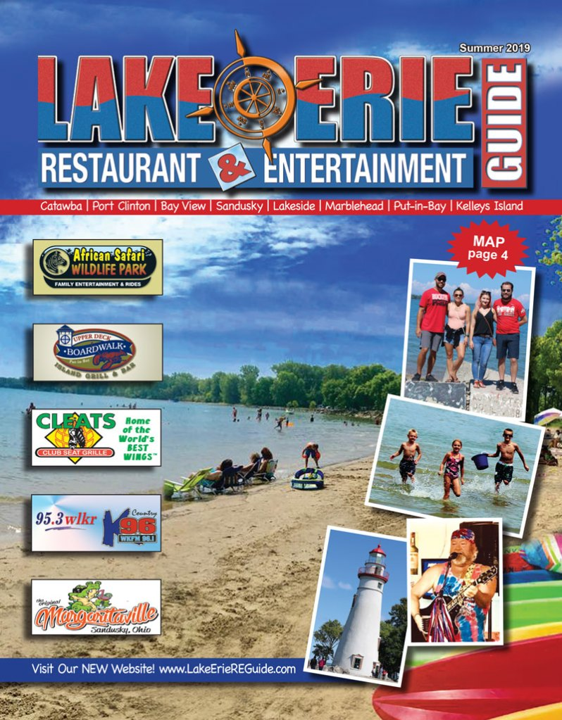 Lake Erie Guide