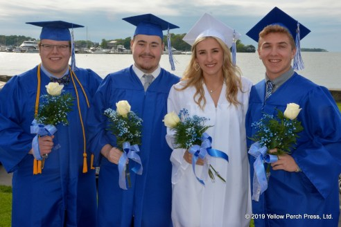 Put in Bay High School Graduation