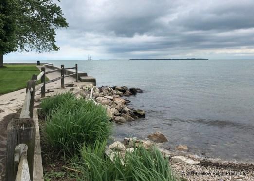 Brig Niagara at Put in Bay
