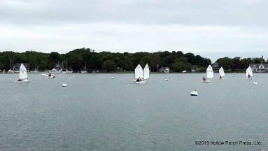 Put in Bay sail school