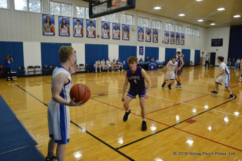 BG Christian vs. Put-in-Bay Panthers