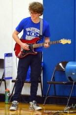 Joe Byrnes guitar