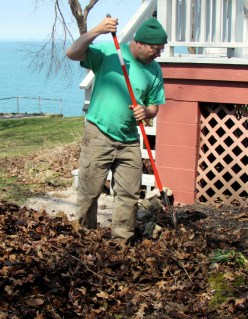 Put in Bay landscaping