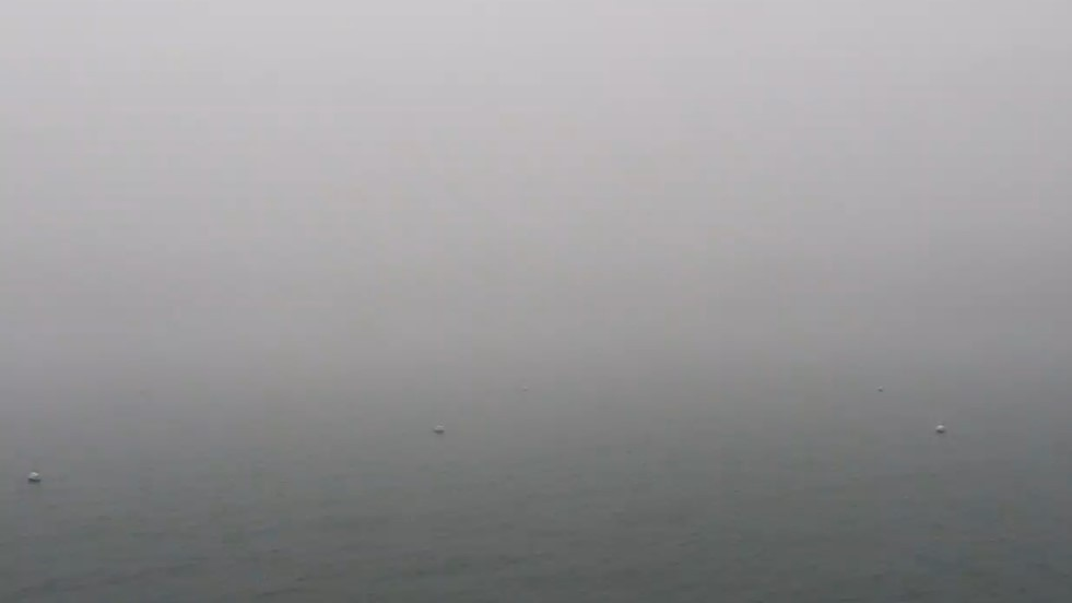 Put in Bay dense fog