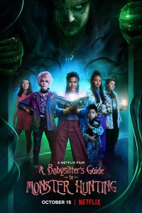 A Babysitter's Guide to Monster Hunting (2020) Subtitle Indonesia