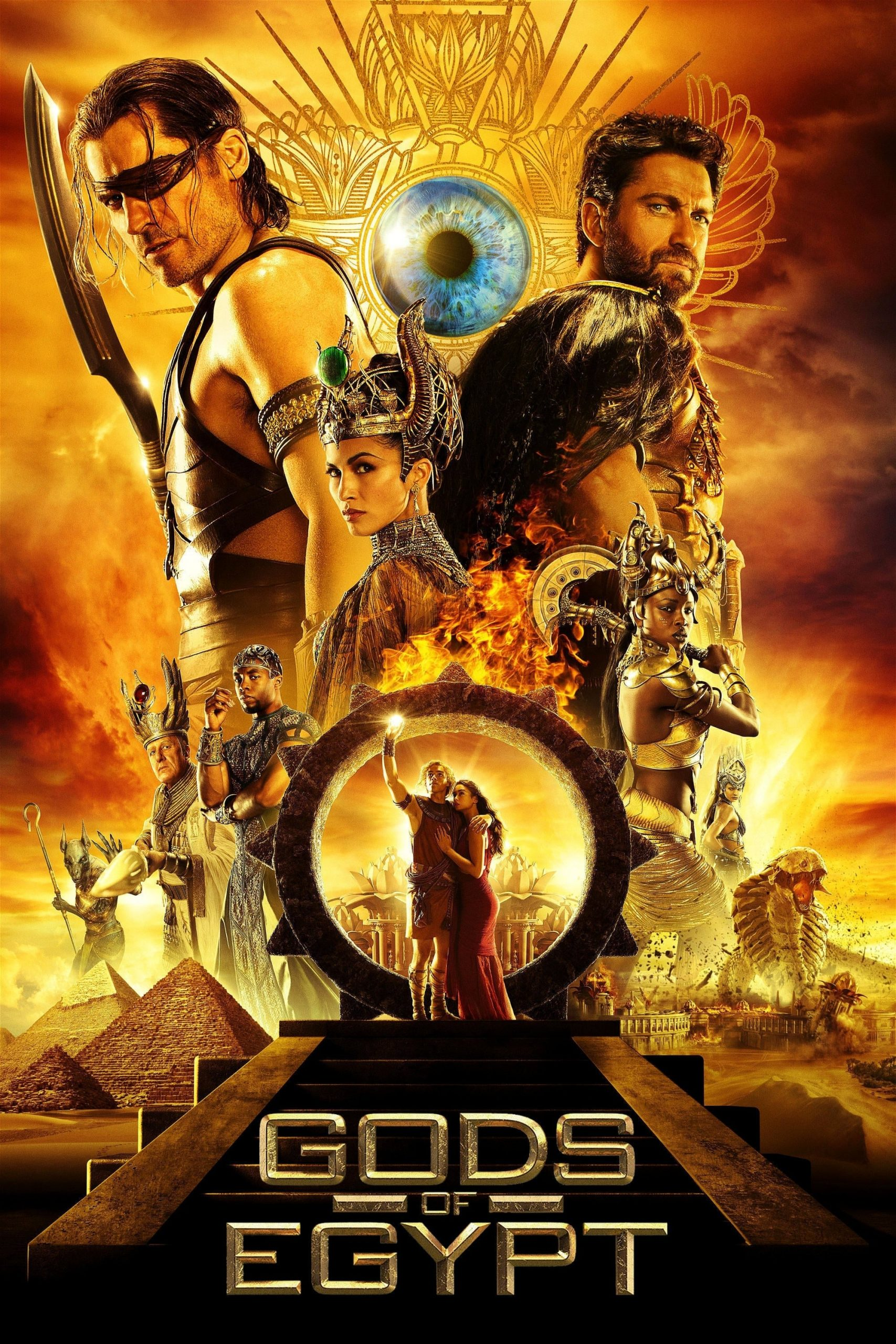 Gods of Egypt (2016) Subtitle Indonesia