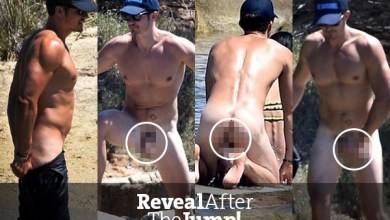 Photo of Foto de Orlando Bloom nu em praia com Katy Perry caiu na Net