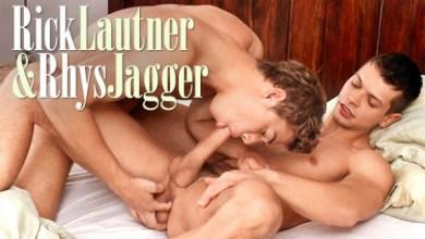 Photo of Bel Ami Online – Rick Lautner acordando Rhys Jagger com Rola – Bareback