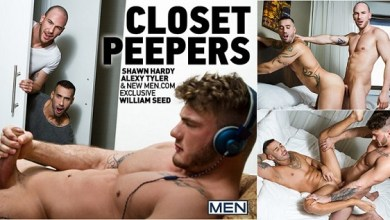 Photo of Drill My Hole – Closet Peepers – William Seed, Alexy Tyler e Shawn Hardy