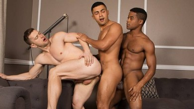 Photo of SeanCody – Asher, Deacon & Landon – Bareback Threeway