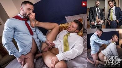 Photo of Lucas Entertainment – Gentlemen 20: Inside Trade – Sergeant Miles & Brian Bonds