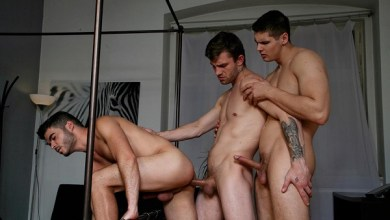 Photo of The Catch – Tonny Scott, Tomas Fuk & Nikol Monak – Bareback