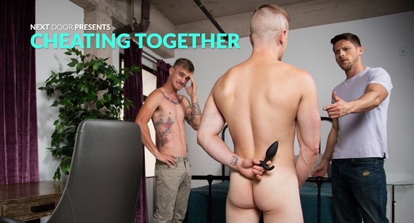 Cheating Together - Roman Todd, Chris Blades e Ryan Jordan