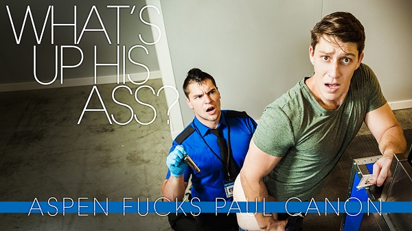 What's Up His Ass? - Aspen & Paul Canon