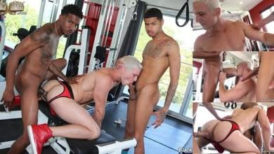 Photo of BlacksOnBoys – Jay Dymel, Knockout and Leon Redd