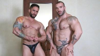Photo of Muscles – Max Hilton & Robin Sanchez – Bareback