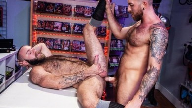 Photo of Otter Erotic – Teddy Bear & Nigel March