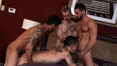 Photo of TimFuck – Roman Maverick, Sam Bridle, Ian Greene & Alejandro Vez