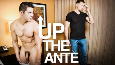 Photo of Up the Ante – Cazden Hunter fodido por Pierce Paris – Bareback