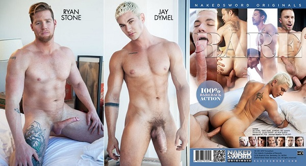 NakedSword - Bare, Scene 1 - Ryan Stone fucks Jay Dymel