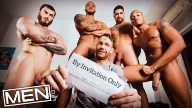 Photo of By Invitation Only – William Seed, Ryan Bones & Jason Vario fuck Trent King & Kit Cohen