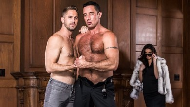 Photo of IconMale – Don't Tell My Wife – Nick Capra e Wesley Woods