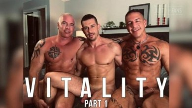 Photo of JustForFans – RCandDigger play with Newcomer Vinny Vitali –  Bareback