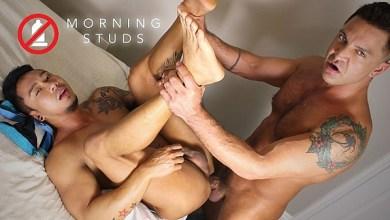 Photo of The Jockstrap Ep 3: Morning Studs – Dominic Pacifico e Travis Yukarin – Bareback