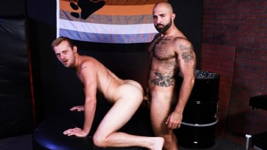 Photo of BearBack – Otter In The Bear Den – Chandler Scott & Atlas Grant – Bareback