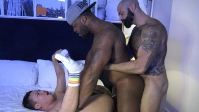 Photo of FuckChampRobinson – Big Trouble in Little Austyn – Atlas Grant e Harlem Jock