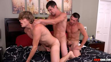 Photo of ColbyKnox – The Moore the Merrier – Mickey Knox, Colby Chambers, Robin Moore