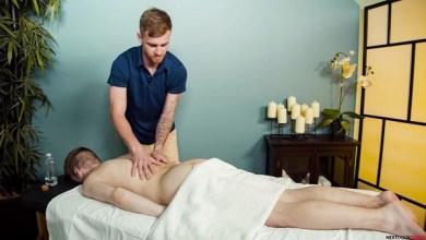Photo of Stepbrother's Massage – Ryan Jordan & Tannor Reed