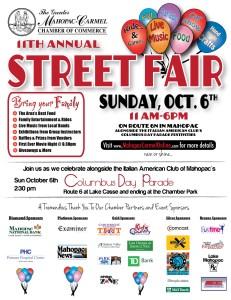 Mahopac Street Fair 2013