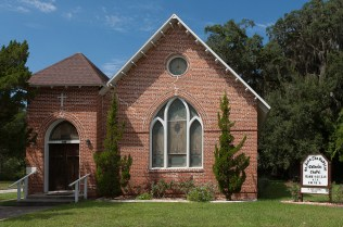 photo of St John the baptist Catholic Chapel, Crescent City, FL