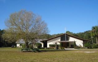 photo of St John the Baptist Catholic Church, Crescent City, FL