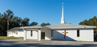 photo of First Baptist Church, San Mateo