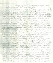 letter to children 1863 pg.1