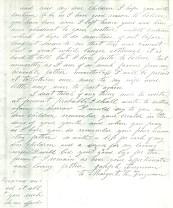 letter to children 1863 pg. 2