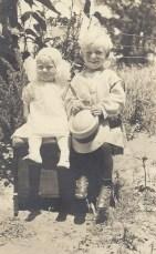 Gertruded Eunice & Lloyd Putnam