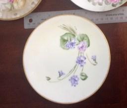 Hand Painted Desert Plate - May Heap