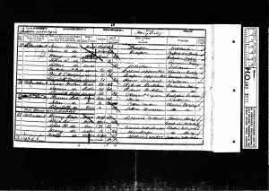 1851 UK Census Staleybridge, Lancashire