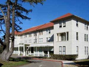 Presidio of San Francisco Letterman Hospital