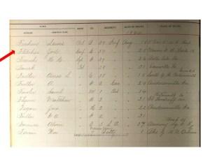 US Registers of Deaths of Volunteers 1861-1865 from Ancestry.com