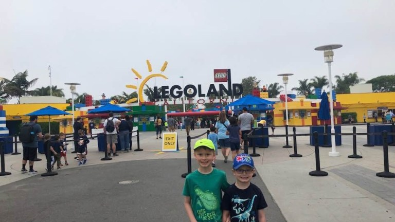 Legoland California Resort - Put on Your Party Pants