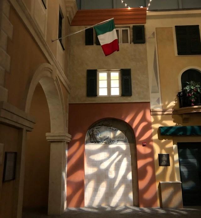 Loews Portofino Bay Hotel Flag