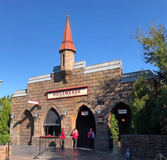 Universal Studios Florida Hogsmeade