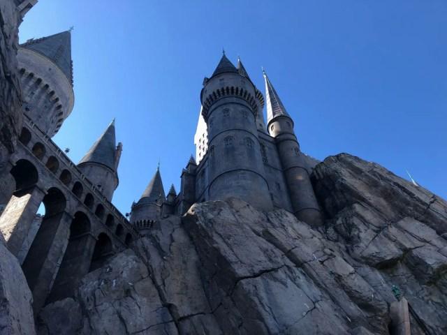 Universal Islands of Adventure Hogsmeade Castle