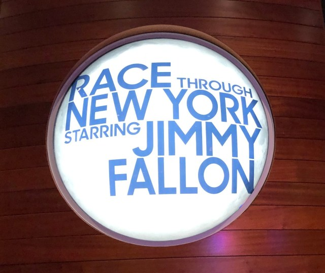 Universal Studios Florida Attractions Jimmy Fallon